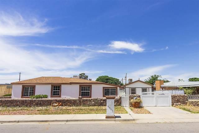 6953 Fourth Avenue, Canutillo, TX 79835 (MLS #827246) :: Preferred Closing Specialists