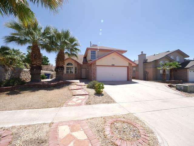 1432 Adolph Carson Place, El Paso, TX 79936 (MLS #827321) :: Preferred Closing Specialists