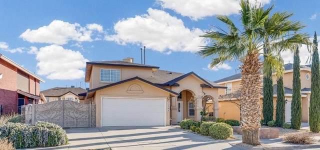 12264 Myrna Deckert Drive, El Paso, TX 79936 (MLS #827326) :: Preferred Closing Specialists