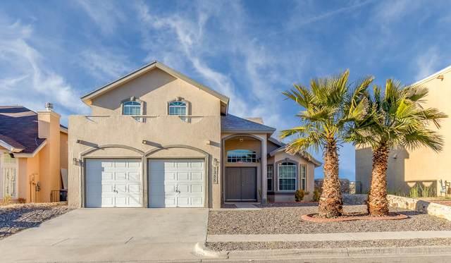 7355 Camino Del Sol Drive, El Paso, TX 79911 (MLS #827361) :: Preferred Closing Specialists