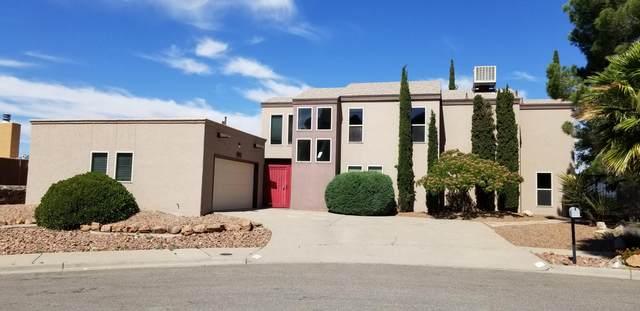 805 Claravista Lane, El Paso, TX 79912 (MLS #827391) :: Preferred Closing Specialists