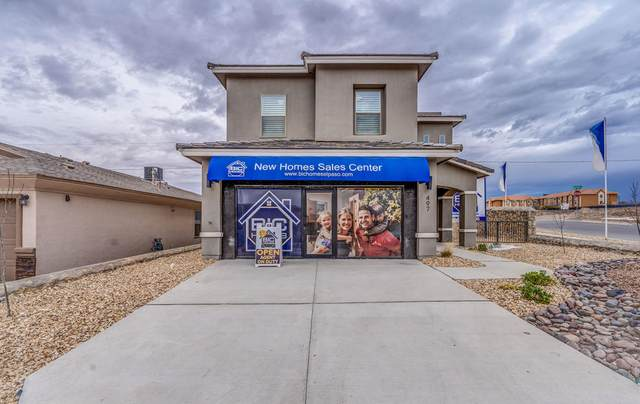 7813 Enchanted View Drive, El Paso, TX 79932 (MLS #827392) :: Jackie Stevens Real Estate Group brokered by eXp Realty