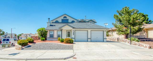 6925 Pearl Ridge Drive, El Paso, TX 79912 (MLS #827418) :: Preferred Closing Specialists