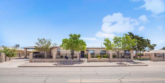 9333 Lait Drive, El Paso, TX 79925 (MLS #827422) :: Preferred Closing Specialists