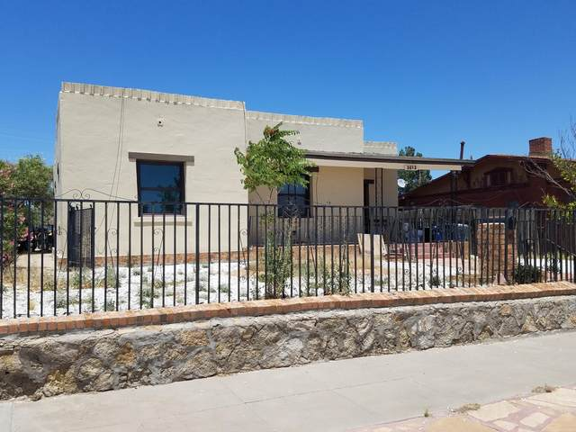 3013 Richmond Avenue, El Paso, TX 79930 (MLS #827434) :: Preferred Closing Specialists