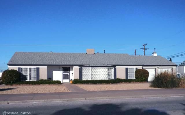 6101 Cadiz Street, El Paso, TX 79912 (MLS #827456) :: Preferred Closing Specialists