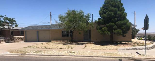 8300 Echo Street, El Paso, TX 79904 (MLS #827459) :: Preferred Closing Specialists