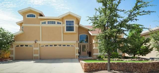 6324 Franklin Summit Drive, El Paso, TX 79912 (MLS #827480) :: Preferred Closing Specialists