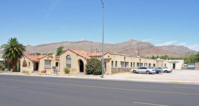 3319-3325 Pershing Drive, El Paso, TX 79903 (MLS #827493) :: Preferred Closing Specialists