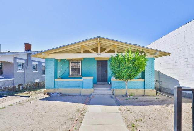 2108 Yandell Drive, El Paso, TX 79903 (MLS #827499) :: Preferred Closing Specialists