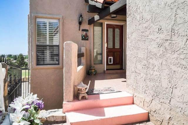 11264 Enid Wilson Lane Lane, El Paso, TX 79936 (MLS #827500) :: Mario Ayala Real Estate Group