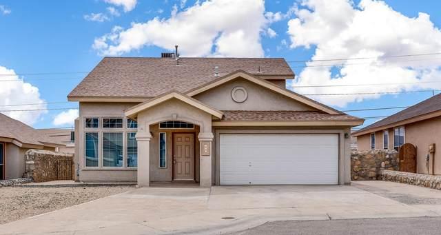 751 Draco Place, El Paso, TX 79907 (MLS #827502) :: Preferred Closing Specialists