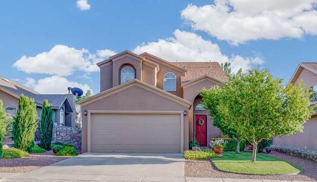 7310 Camino Del Sol Drive, El Paso, TX 79911 (MLS #827513) :: Preferred Closing Specialists