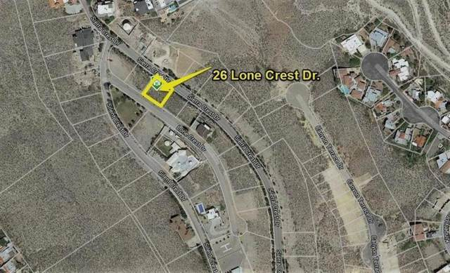 26 Lone Crest Drive, El Paso, TX 79902 (MLS #827532) :: Jackie Stevens Real Estate Group brokered by eXp Realty