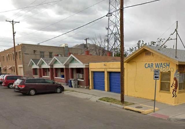 1201 Myrtle Avenue, El Paso, TX 79901 (MLS #827543) :: Jackie Stevens Real Estate Group brokered by eXp Realty