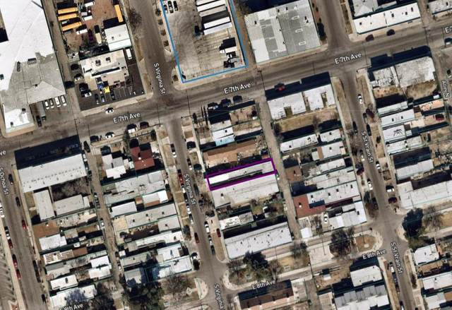 910 S Virginia Street, El Paso, TX 79901 (MLS #827550) :: The Matt Rice Group