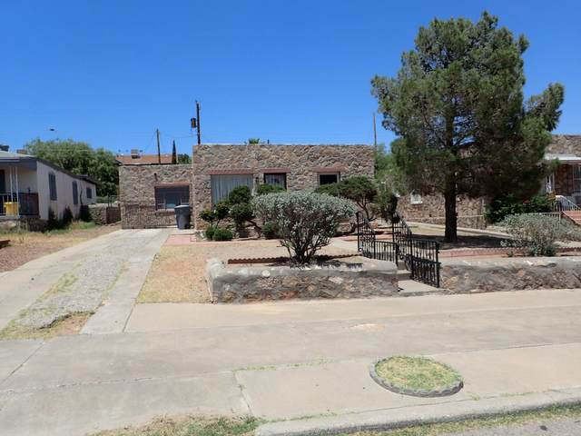 2623 Portland, El Paso, TX 79930 (MLS #827562) :: Preferred Closing Specialists