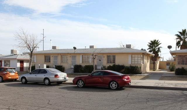 4012-4016 Porter Avenue, El Paso, TX 79930 (MLS #827594) :: Preferred Closing Specialists