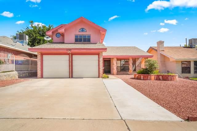 11741 Roger Chaffee Lane, El Paso, TX 79936 (MLS #827613) :: The Matt Rice Group