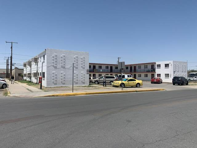 911 S Mesa Street, El Paso, TX 79901 (MLS #827621) :: Mario Ayala Real Estate Group