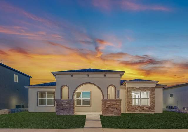 2856 Sammy Cervantes Street, El Paso, TX 79938 (MLS #827622) :: Preferred Closing Specialists