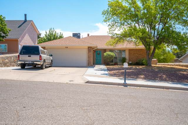 1116 Southwestern Drive, El Paso, TX 79912 (MLS #827625) :: Preferred Closing Specialists