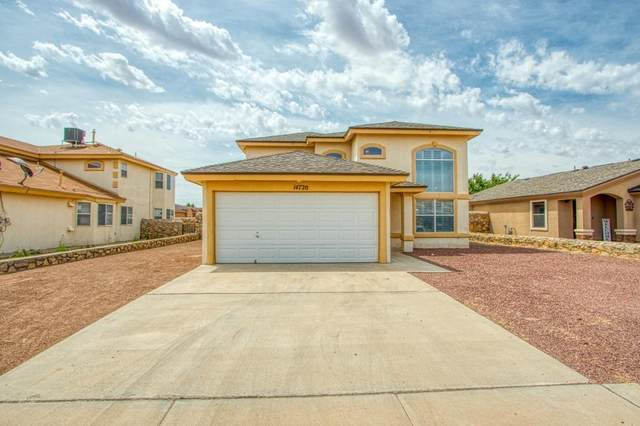 14720 Paridise Breeze Avenue, Horizon City, TX 79928 (MLS #827658) :: Preferred Closing Specialists