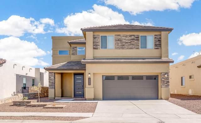 1720 Bull Ring Street, El Paso, TX 79928 (MLS #827676) :: Preferred Closing Specialists