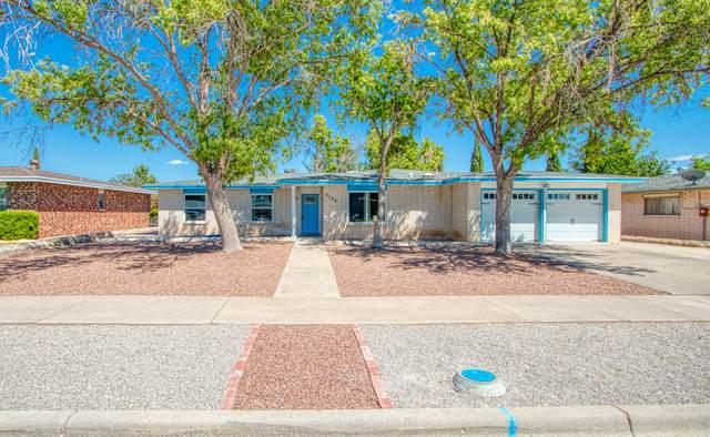 3120 Eads Place, El Paso, TX 79935 (MLS #827691) :: Preferred Closing Specialists
