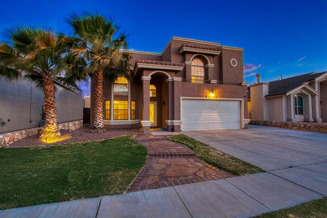 5048 Stampede Drive, El Paso, TX 79934 (MLS #827725) :: Preferred Closing Specialists