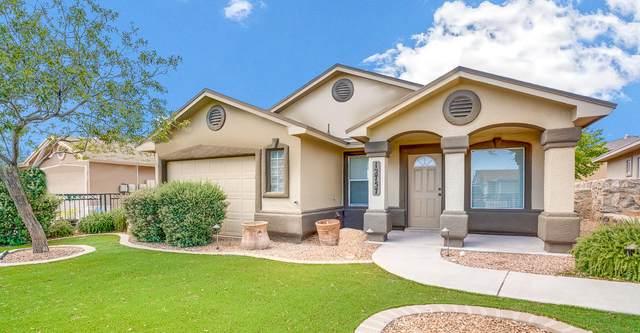 2187 Amber Valley Road, Socorro, TX 79927 (MLS #827730) :: The Matt Rice Group