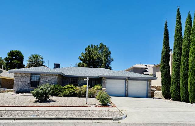 4348 Loma Alegre Drive, El Paso, TX 79934 (MLS #827732) :: Preferred Closing Specialists