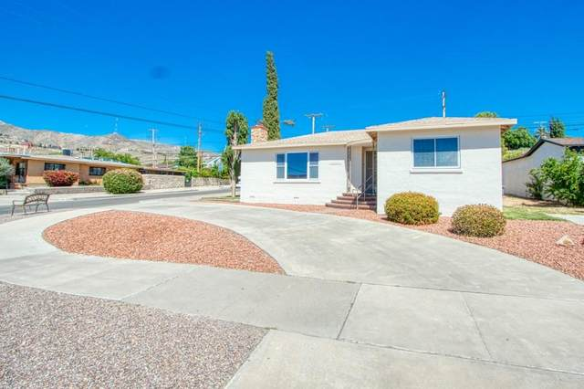 3224 N Stanton Street, El Paso, TX 79902 (MLS #827736) :: Preferred Closing Specialists