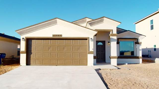11604 Leonor Duran Street, Socorro, TX 79927 (MLS #827748) :: The Purple House Real Estate Group