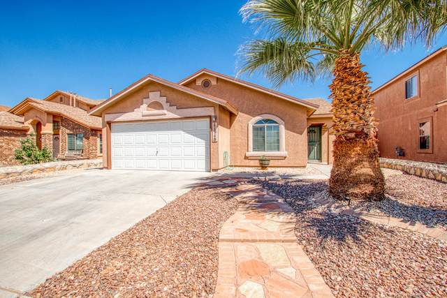 11948 Mesquite Lake Lane, El Paso, TX 79934 (MLS #827766) :: Preferred Closing Specialists