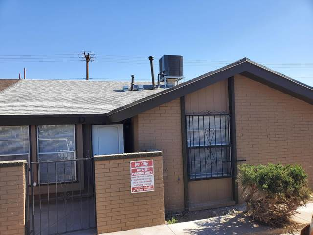 10005 Caribou Drive D, El Paso, TX 79924 (MLS #827769) :: Preferred Closing Specialists