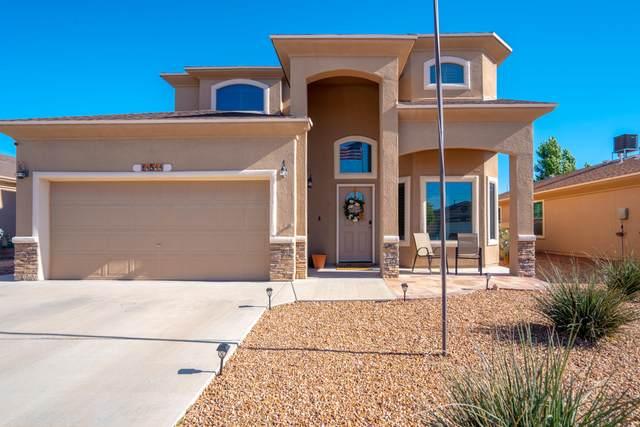 14544 Christian Castle, El Paso, TX 79938 (MLS #827770) :: Preferred Closing Specialists