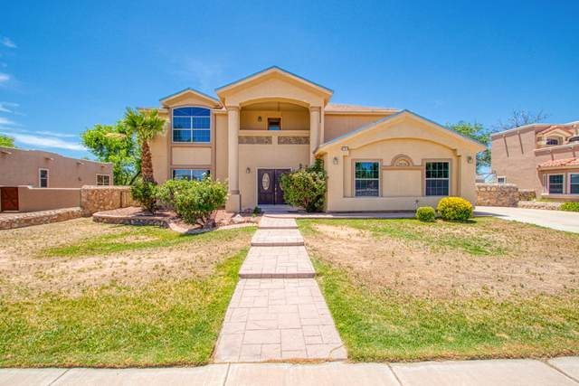 1076 Los Moros Drive, El Paso, TX 79932 (MLS #827777) :: Preferred Closing Specialists