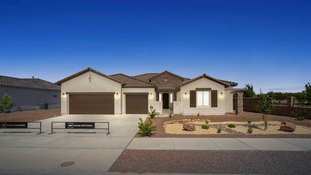 5884 Valle Calma Drive, El Paso, TX 79932 (MLS #827779) :: Preferred Closing Specialists