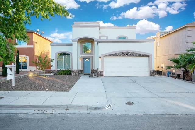529 Northwyck Way, El Paso, TX 79928 (MLS #827788) :: Preferred Closing Specialists