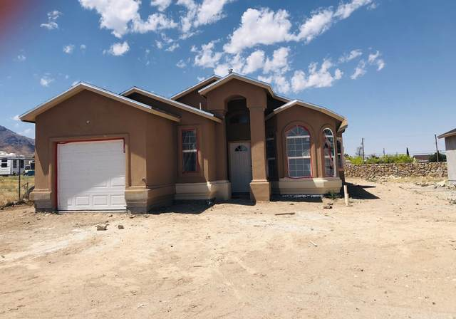 4725 Apollo Ave Avenue, El Paso, TX 79904 (MLS #827791) :: Preferred Closing Specialists