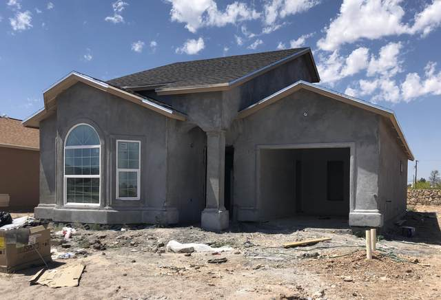 4731 Apollo Avenue, El Paso, TX 79904 (MLS #827793) :: Preferred Closing Specialists