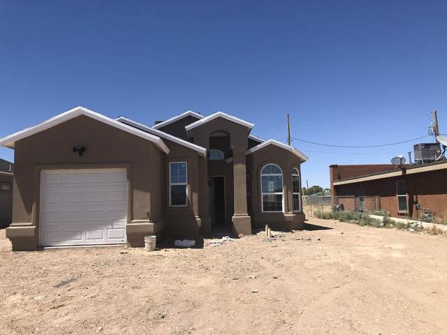 4745 Apollo Avenue, El Paso, TX 79904 (MLS #827795) :: Preferred Closing Specialists