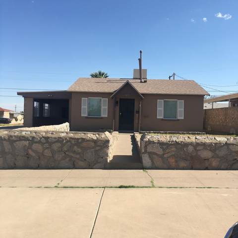 3428 Fillmore Avenue, El Paso, TX 79930 (MLS #827805) :: Preferred Closing Specialists