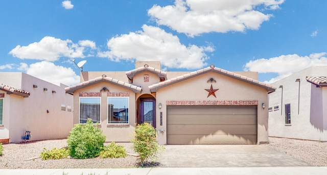 3813 Loma Cortez Drive, El Paso, TX 79938 (MLS #827806) :: Preferred Closing Specialists