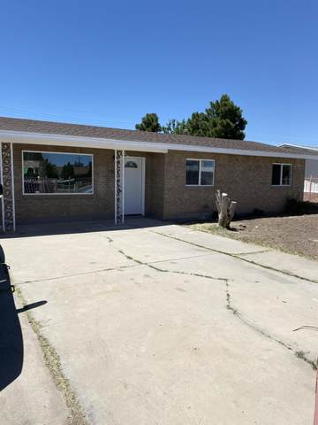 151 Mango Road, El Paso, TX 79915 (MLS #827808) :: Preferred Closing Specialists