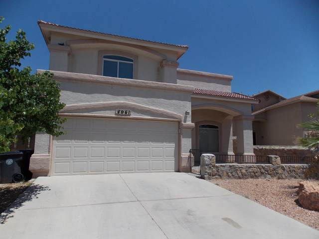 4061 Hueco Land Lane, El Paso, TX 79938 (MLS #827810) :: Preferred Closing Specialists