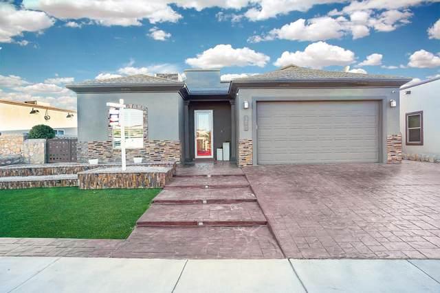 3077 Snowy Point Drive, El Paso, TX 79938 (MLS #827819) :: Preferred Closing Specialists