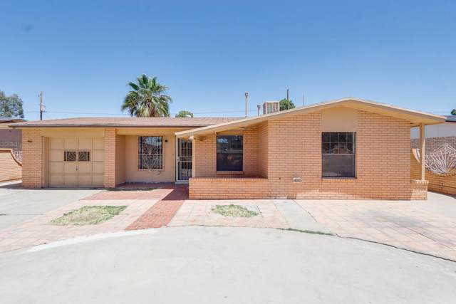 262 Liberty Street, El Paso, TX 79907 (MLS #827820) :: Preferred Closing Specialists