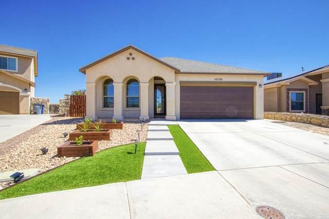 14386 High Rock Drive, El Paso, TX 79938 (MLS #827822) :: Preferred Closing Specialists